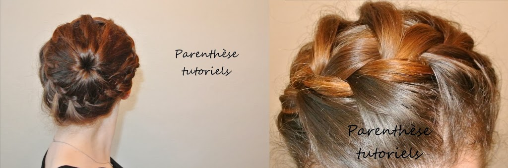 La starburst braid