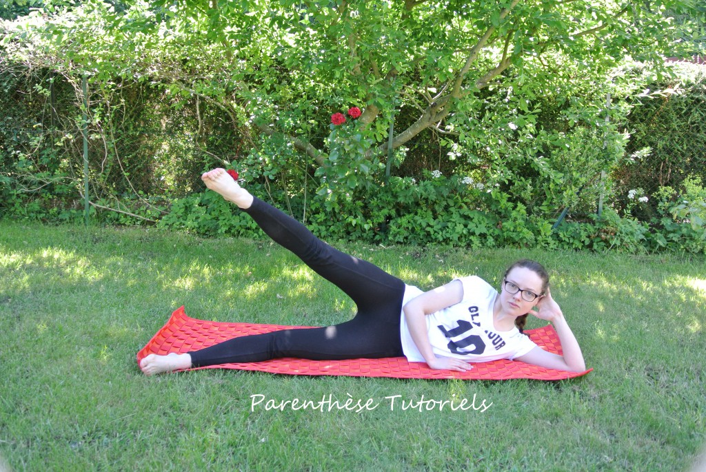 Ma routine sport ! #3 : cuisses